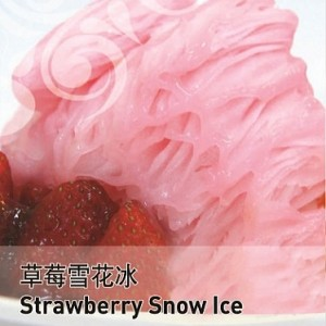 Strawberry Snow Ice