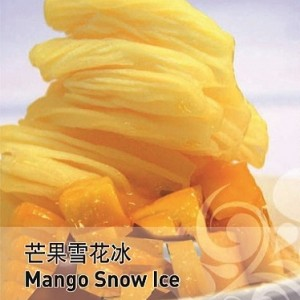 Mango Snow Ice